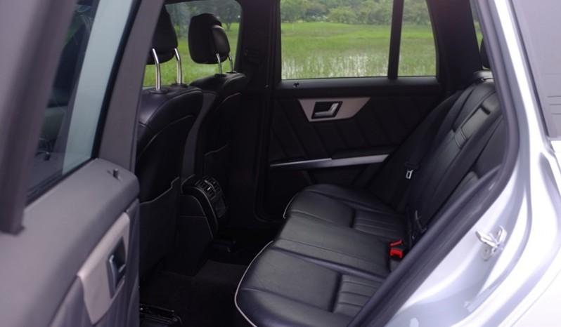 Nội thất xe Mercedes Benz GLK 220 cũ máy dầu 2014 màu bạc 05
