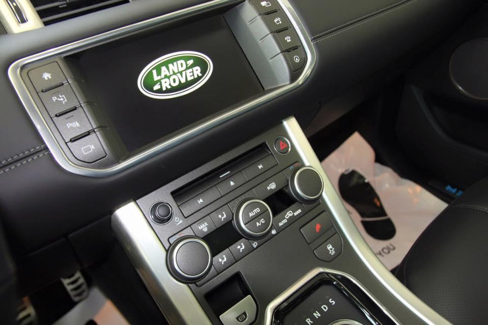 Nội thất xe Range Rover Evoque 010