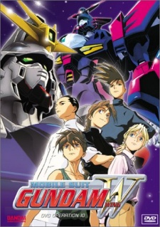Mobile Suit Gundam Wing - Mobile Suit Gundam Wing VietSub