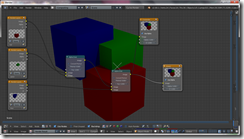 blender render layer