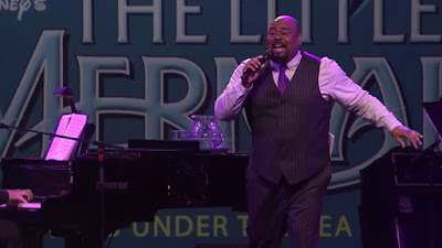 James Monroe Iglehart has the beat naturally Watch as the Aladdin The