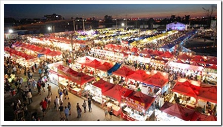 Night Market 2013