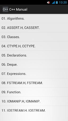 【免費書籍App】C++ Справочник-APP點子