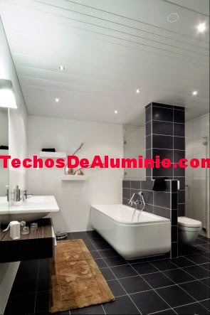 Techos aluminio Móstoles