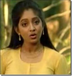 old actress sunitha cute pic