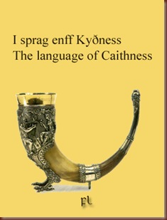 The Language of Caithness Cover