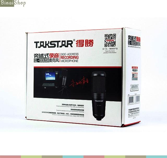 Takstar GL-100USB