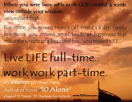 10 Alone quote by Vikrmn Live LIFE full time CA Vikram Verma.PNG