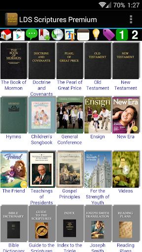 LDS Scriptures Premium