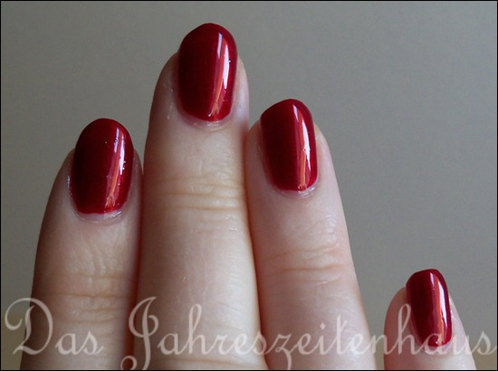 Kleancolor - 76 - Jewelry Red d