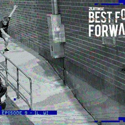 Check out episode 9 of the Zumiez Best Foot Forward tour on