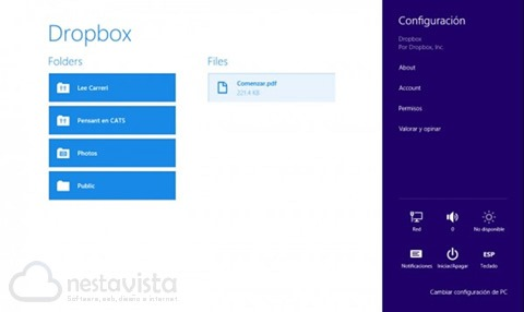 Dropbox para Windows