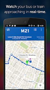 Transit App: Metro, Bus, Bike - screenshot thumbnail