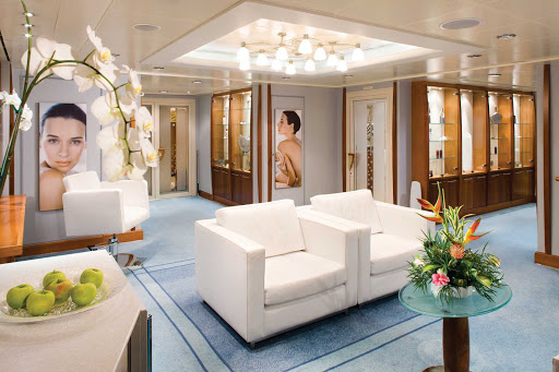 Spa_at_Silversea - Relax, rejuvenate, and renew yourself at the Spa at Silversea. Enjoy a facial, body wrap or massage.