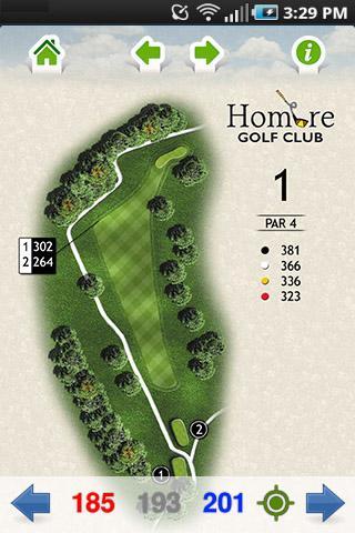 玩運動App|Hombre Golf Club免費|APP試玩