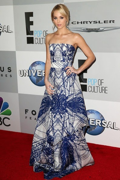 Laura Vandervoort NBCUniversal 72nd Annual