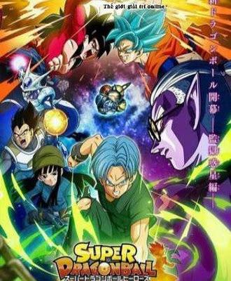 Bảy Viên Ngọc Rồng: Hành Tinh Hắc Ám - Dragon Ball Heroes: Universe Mission