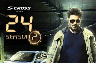 Just 1 hour to go24Season2 Tonight at 9pmDon't miss it guysColorstv AnilKapoor