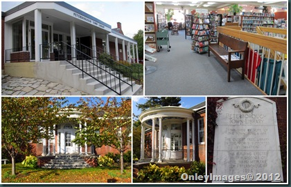 Peterborough NH Library