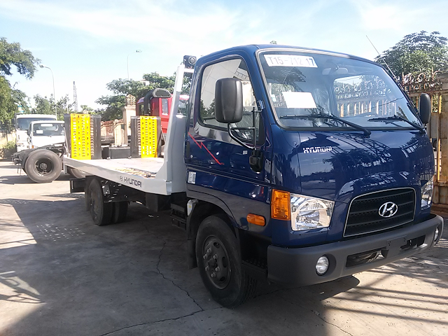 Xe cứu hộ 3,5 tấn Hyundai