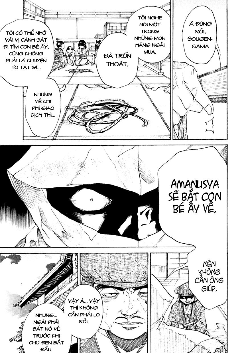 Amanusya Chap 001