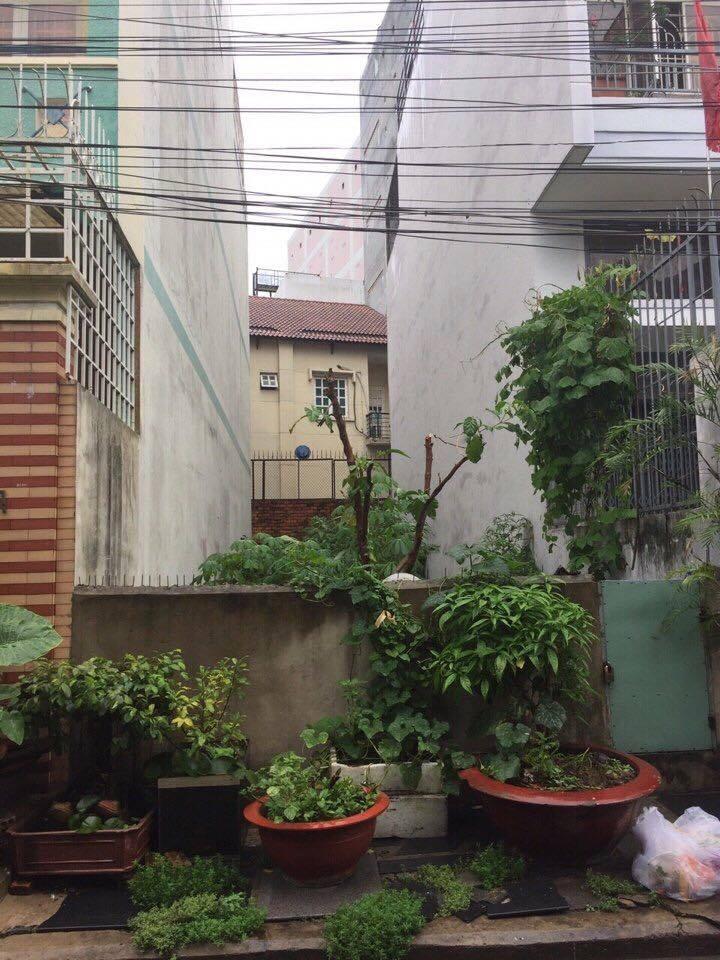 Bán nhà nát Mặt Tiền đường Nguyễn Sơn Phú Thọ Hòa, Tân Phú 01