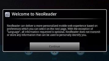 Screenshot of COMPUTERBILD Code Leser