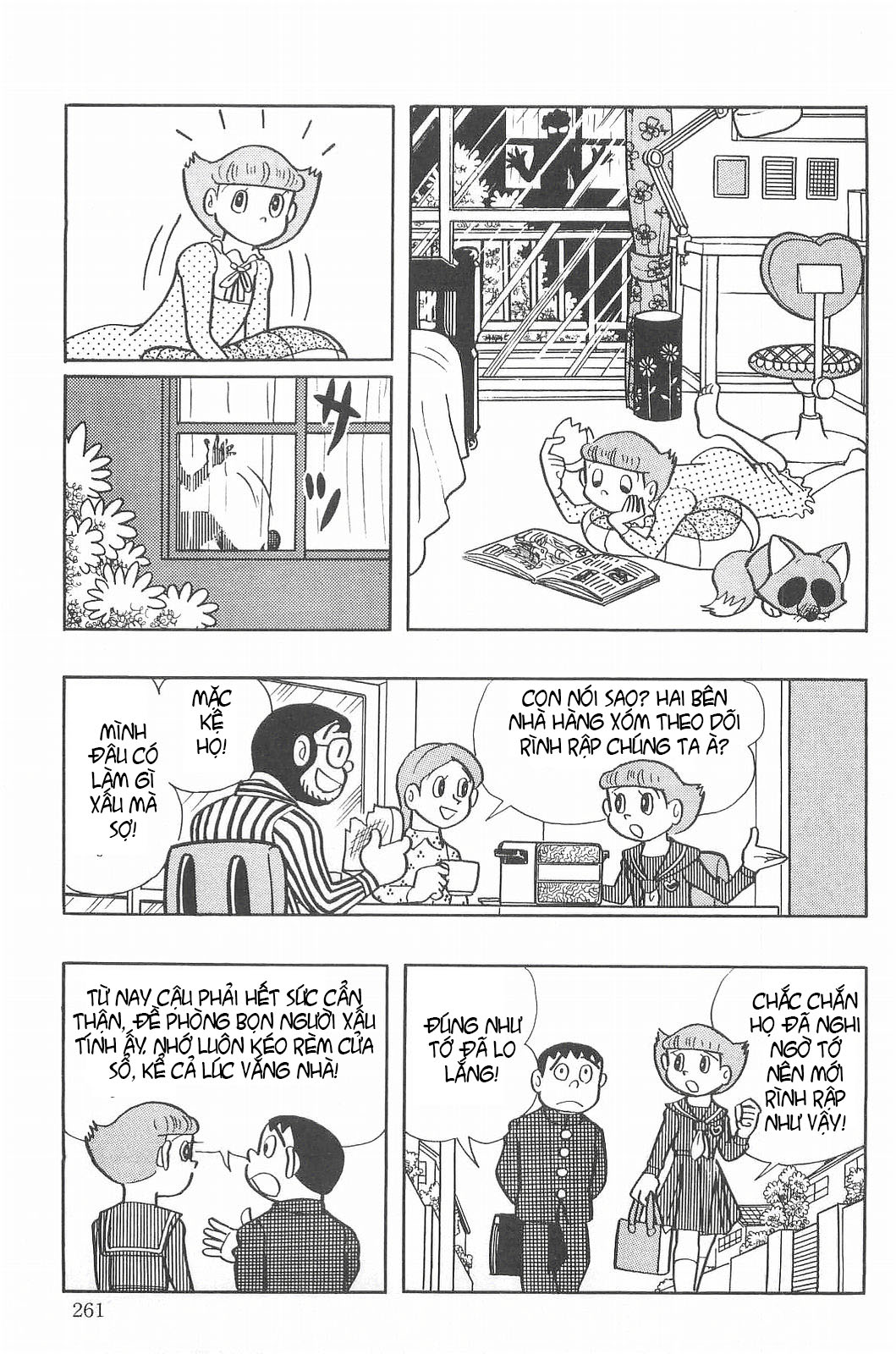 Esper Mami- Siêu nhân Mami Chap 015