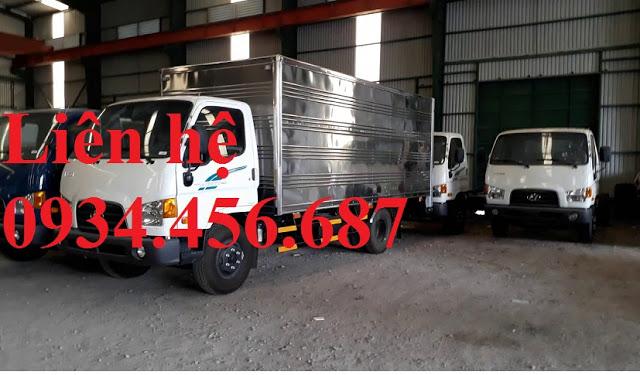 Xe tải Hyundai 110s 7 tấn