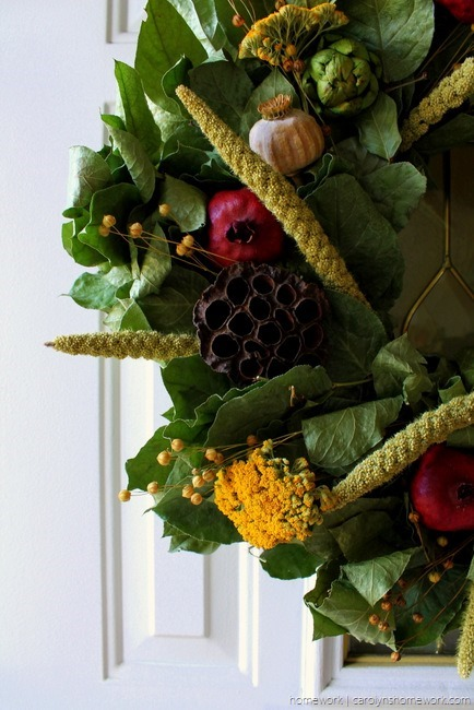 Fall Wreath - The Wreath Depot via homework (1)