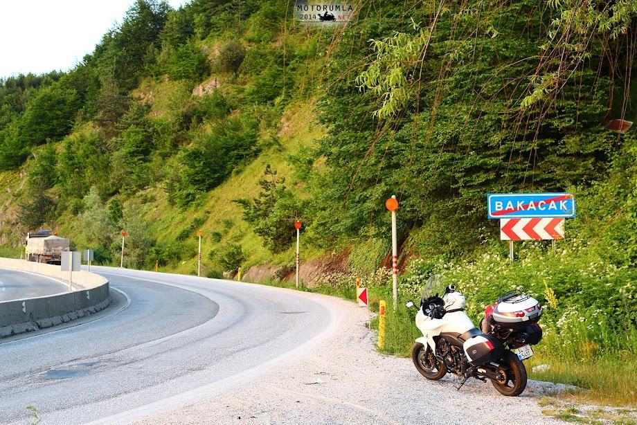 bolu dağı yolu, cbf 1000