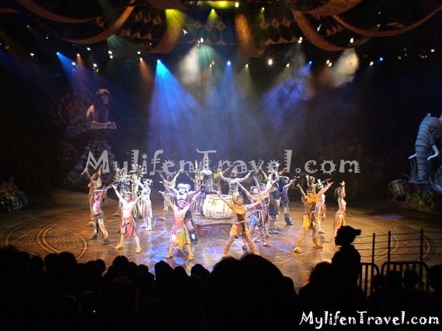 Lion King Disneyland HK 01