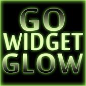 GOWidget Theme- Green Glow Ex