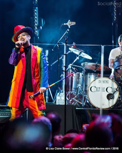 Orlando Orlandostrong Orlandolove On the road with Culture Club 2016