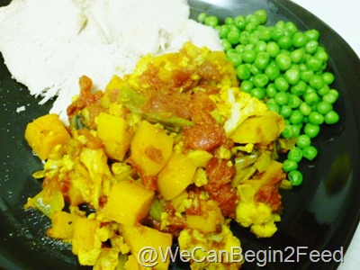Mar 16 curried veg