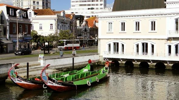 Antiga Capitania do Porto de Aveiro