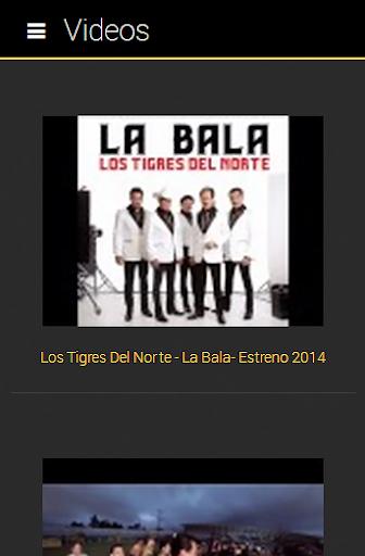 Los Tigres Del Norte Fan Club