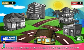 Screenshot of Pets Fun House