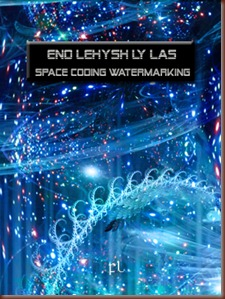 Space Coding Watermarking Cover