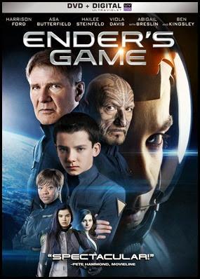 Ender's Game DVD