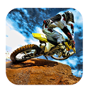 final game: race motocross icon