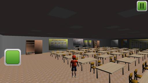 学校崩溃3D