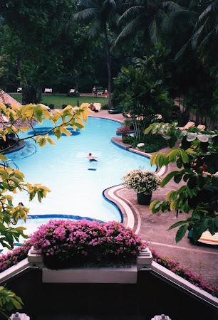 Obiective turistice Thailanda: Hotel Sheraton Bangkok