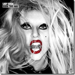 Born This Way special edition- Lady Gaga