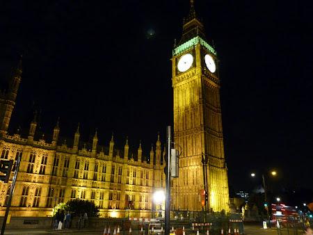 Obiective turistice Londra: Big Ben