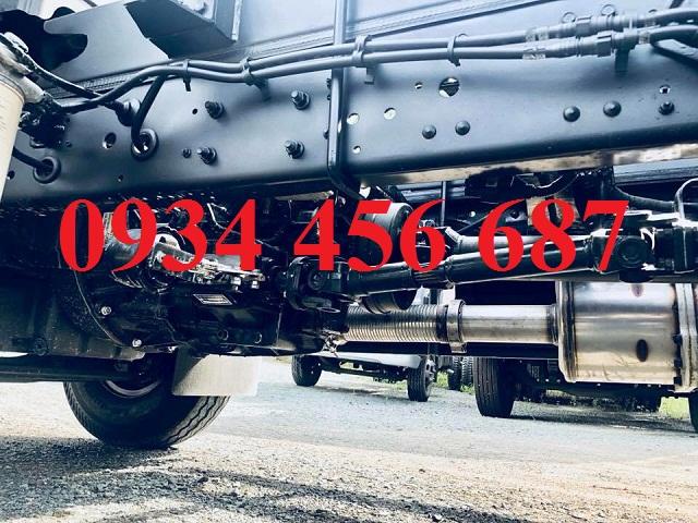 Hộp số xe ben 6 tấn Hyundai 110s