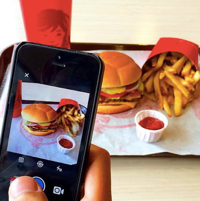 Are you a food snapper Do you love taking pictures of your