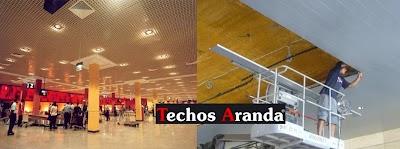 Trabajos Economicos Lamas Techos Aluminio