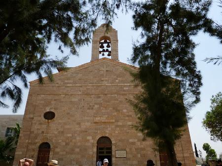 Obiective turistice Iordania: Biserica Sf. Gheorghe Madaba
