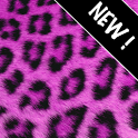 Go Contacts Pink Cheetah Theme icon